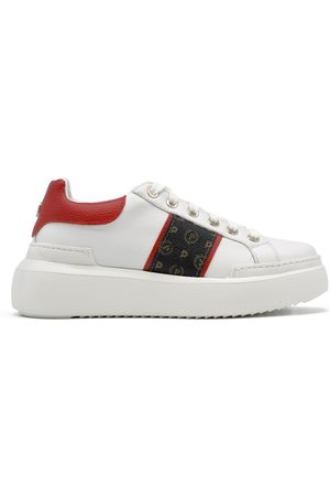 Pollini Sneakers Nuke 45 bianco/rosso