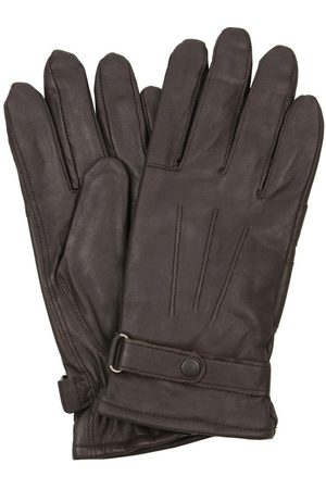 Barbour Gloves Burnished Leather Thinsulate