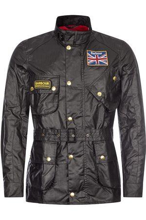 Barbour International Union Jack Jacket