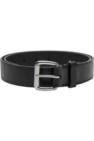 Ralph Lauren Tumbled Leather Belt
