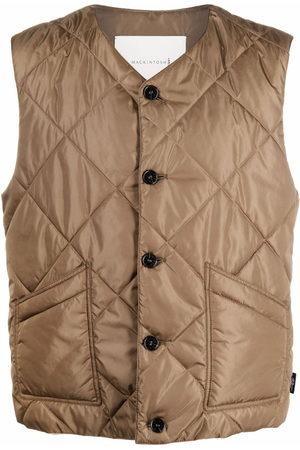MACKINTOSH Men Body Warmers - Hig quilted liner vest
