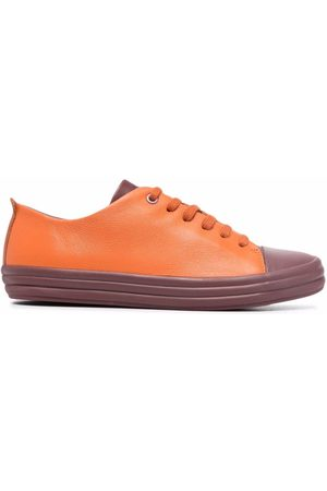 Camper Women Trainers - Twins two-tone sneakers