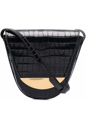 Coccinelle Josephine crocodile-effect crossbody bag