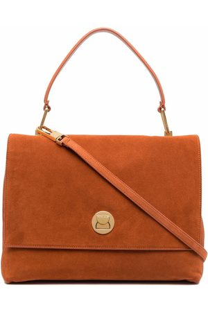 Coccinelle Liya suede tote