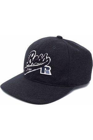HUGO BOSS Logo-patch cotton cap