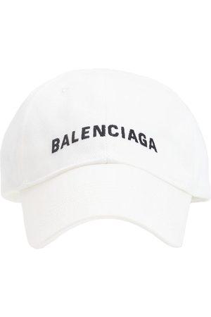 Balenciaga Logo Embroidery Baseball Cap
