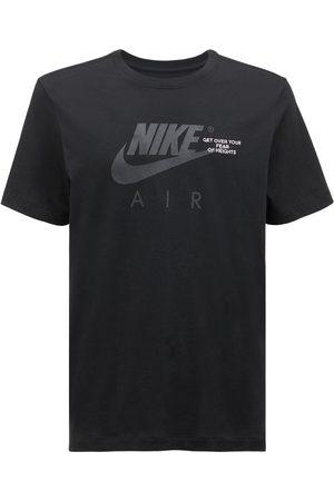 Nike Air Logo Cotton T-shirt