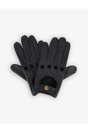 Dents Men Gloves - Delta leather driving gloves