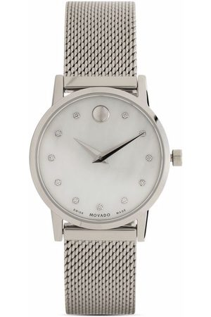 Movado Museum Classic 40mm - mother of pearl