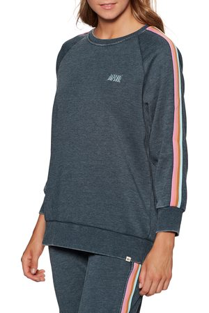 Rip Curl Women Jumpers - Revival Crew s Sweater - Navy