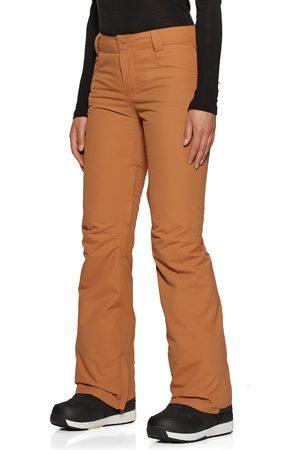 Billabong Women Trousers - Terry s Snow Pant - Bronze