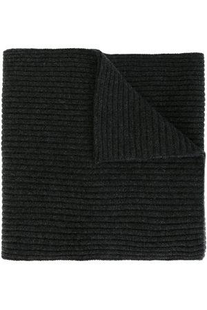 N.PEAL Scarves - Ribbed scarf