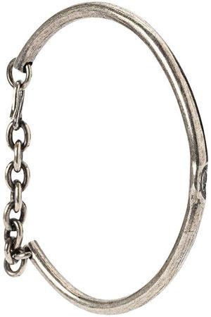 TOBIAS WISTISEN Bangle bracelet - Metallic