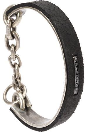 TOBIAS WISTISEN Diamond embellished bracelet