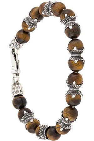 EMANUELE BICOCCHI Bracelets - Tiger Eye beaded bracelet