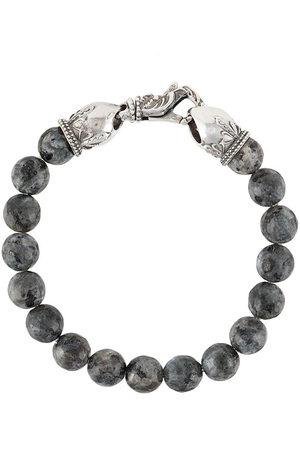 EMANUELE BICOCCHI Bracelets - Stone-embellished beaded bracelet