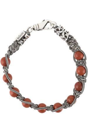 EMANUELE BICOCCHI Bracelets - Beaded braided-chain bracelet