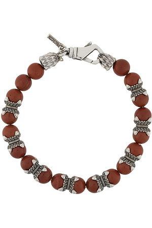 EMANUELE BICOCCHI Jasper beaded bracelet