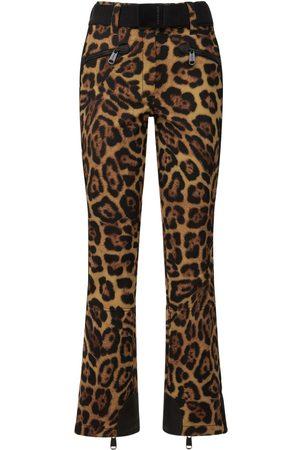 Goldbergh Print Softshell Ski Pants