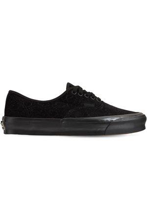 Vans Women Trainers - Og Authentic Lx Velvet Sneakers