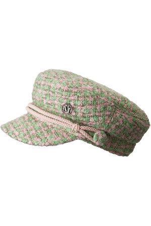 Le Mont St Michel Women Hats - New Abby tweed sailor cap