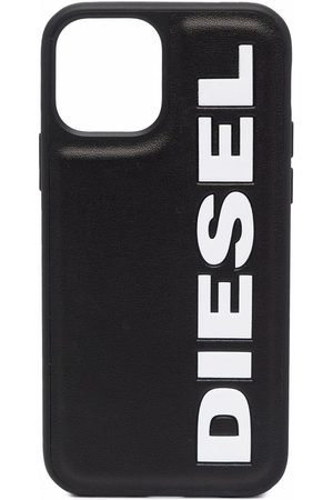 Diesel Phones - Logo print case for iPhone 12/12 Pro