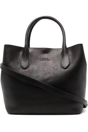 Polo Ralph Lauren Medium leather tote bag