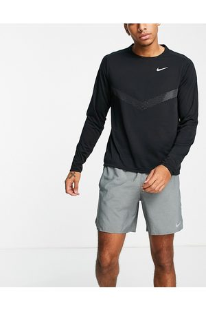 Nike Run Division Rise 365 Flash long sleeve t-shirt in