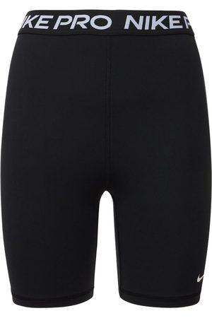 Nike Logo High Waist Biker Shorts