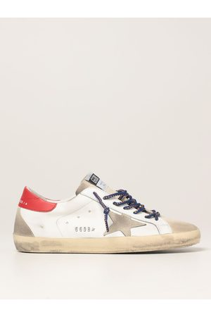 Golden Goose SuperStar classic trainers in leather
