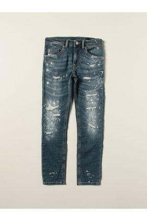 Diesel Boys Trousers - Trousers Kids colour Denim