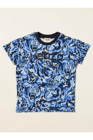 Kenzo Boys T-shirts - T-Shirt Kids colour
