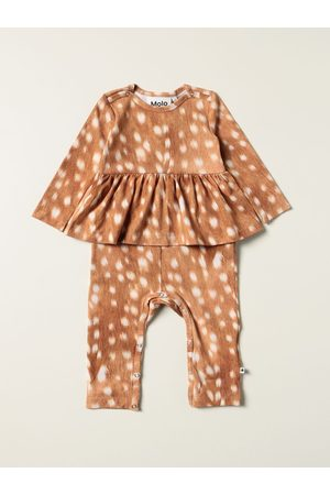 Molo Tracksuits - Set with rounded polka dots