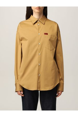 Dsquared2 Cotton shirt with logo