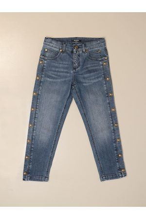 Balmain 5pocket jeans with metal buttons