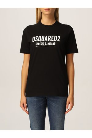 Dsquared2 Cotton Tshirt with logo