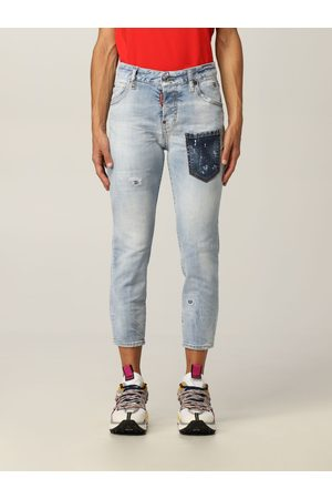Dsquared2 Jeans in washed denim