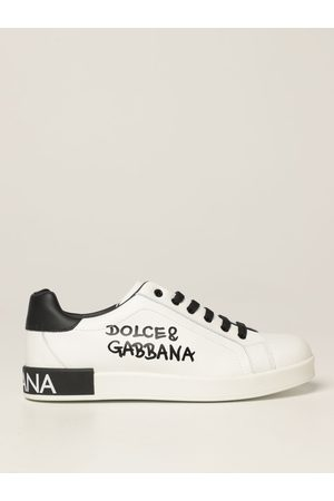 Dolce & Gabbana Trainers in leather