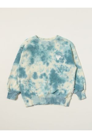 Molo Jumper in cotton with tie dye print