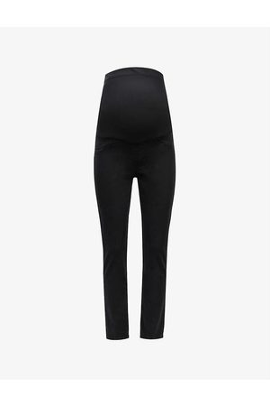 7 for all Mankind Women Slim - Slim Illusion Luxe maternity jeans