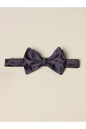 Emporio Armani Men Bow Ties - Silk bow tie