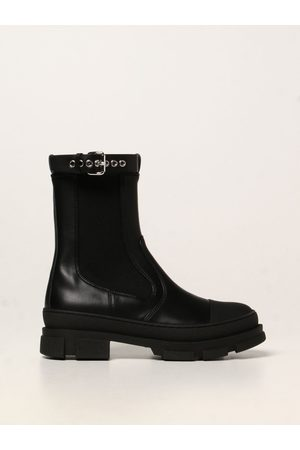 Serafini Women Ankle Boots - Leather ankle boots
