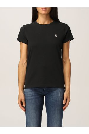Polo Ralph Lauren Women Short Sleeve - Tshirt with embroidered logo