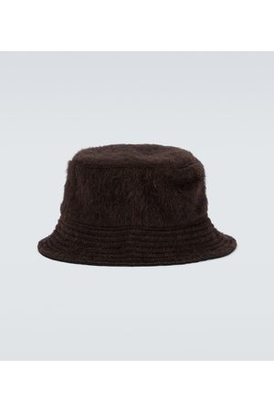 OUR LEGACY Wool-blend bucket hat