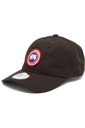 Canada Goose Logo-patch Canvas Baseball Cap - Mens
