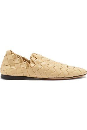 Bottega Veneta Lagoon Intrecciato-leather Loafers - Mens
