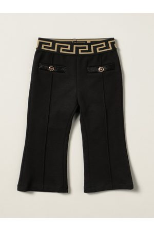 VERSACE Versace Young trousers with greek