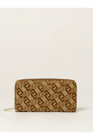 Liu Jo Wallet in fabric with all over logo