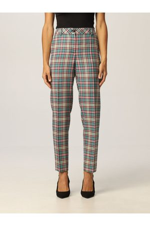 Moschino Moschino Boutique trousers in wool blend