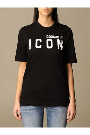 Dsquared2 Cotton Tshirt with Icon logo